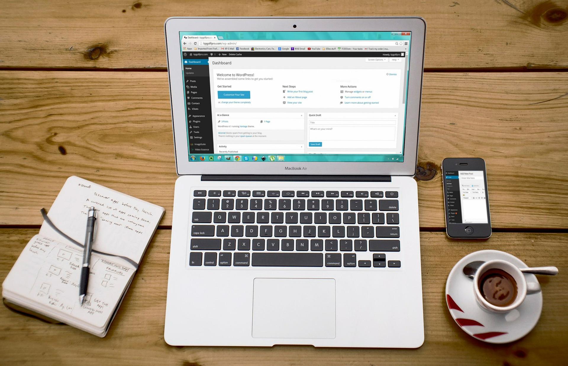 conception site web intégration et référencement