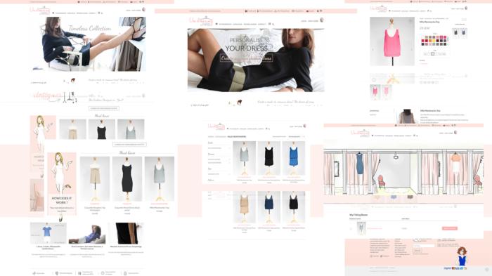 Création de site e-commerce, votre boutique en ligne personnalisée.